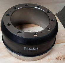 Hot sale trailer brake drum TD403 TD 0403
