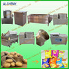 best selling semi automatic french fries processing plant