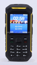 Rugged Mobile Phone cheap gsm cellphone ,MTK chipset, dual sim