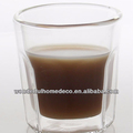 Clear Japanese glassware tumbler