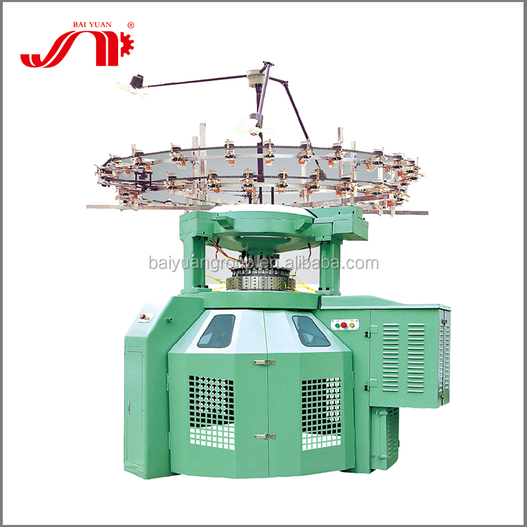 2017 Double jersey high speed mini circular knitting machine