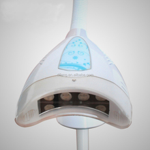 laser teeth whitening lamp with remote control