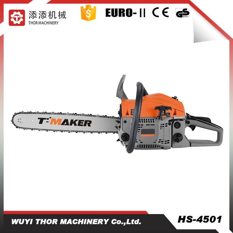 45cc special custom chinese chainsaw with parts