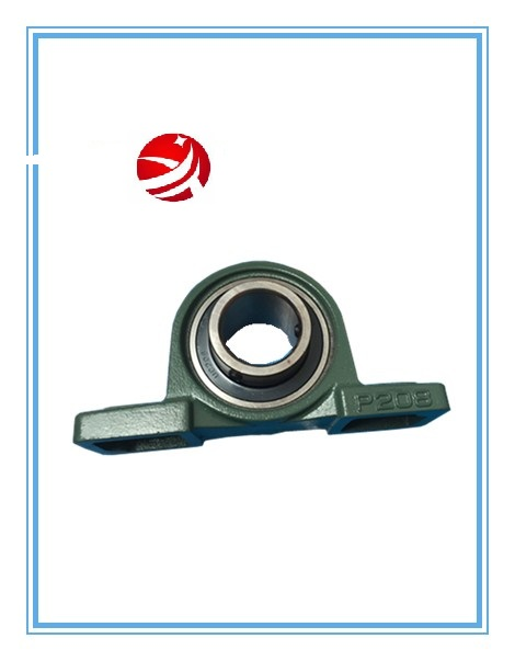 Flanged bearing housing Pillow block bearing in Factory Wholesale Price Cast Steel Mounted Bearing with Housing in Private Label