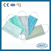 Nonwoven Disposable 3 Ply Face Mask