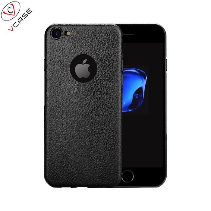 Leather Shell Case for iphone 7, Waterproof and Ultrathin Defensive Phone Bag, Custom Phone Cover for iphone 7 Mobile Phone