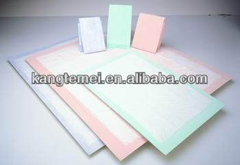 free sample non-woven under pad