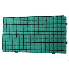100% usage recycled plastic interlocking turf protection mat tent floor