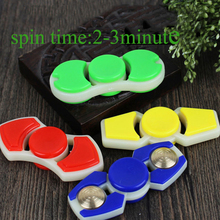 Fidget spinner oem new design tri-spinner fidget finger toy 2017
