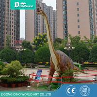 Big Size Long Neck Realistic Dinosaur Toy