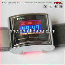physiotherapy medical device for treating high blood pressure diabetic diseases low level laser therapy
