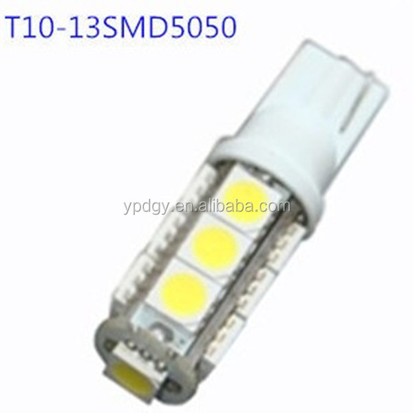 T10 13SMD 5050 LED Light LED