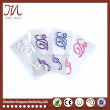2017 Wholesale wedding i do me too crystal letter shoe sticker