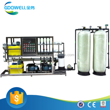 Desalination RO water treatment purification system, osmosis reverse system