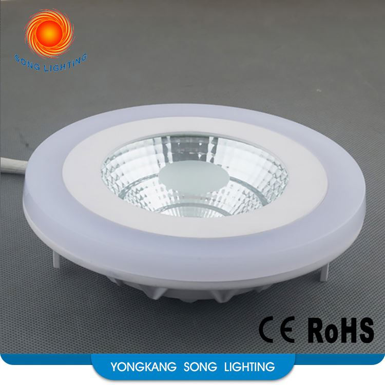 HOT SALE many colors ceiling panel light with fast delivery