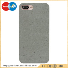 alibaba wholesale white PC+cement phone case cover for iPhone 7 7Plus ,for iPhone 7 phone case