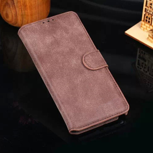 Mobile Phone Leather Case Genuine Vintage Retro Card Slot Flip Case Cover For SAMSUNG S6/ S6 Edge