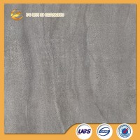 Sand stone heat resistant simple semi-polished porcelain tiles factory