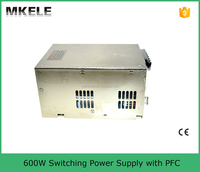 SP-600-12 pfc adjustable ac dc bi switching power supply 220v 12v 50a 600w220v 12v 50a
