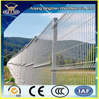 Hot sale various welded wire mesh metal industrial fence made in China