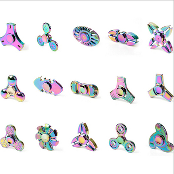 Various designs fidget hand spinner finger spinner