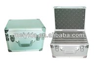 Aluminum Tool case with sponge compartment