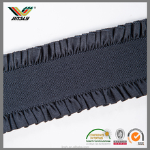 5cm factory Manufacture High quality colorful polyester slimming elasitc waistband