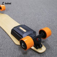 Powered DIY skate board parts dual motors 2200w electric skateboard hub