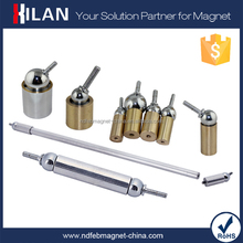 Permanent Small Magnetic Ball and Socket Joints for 3d Printer
