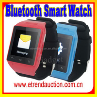 Handsfree Anti-lost Bluetooth Watch Led Display Bluetooth Bracelet Watch