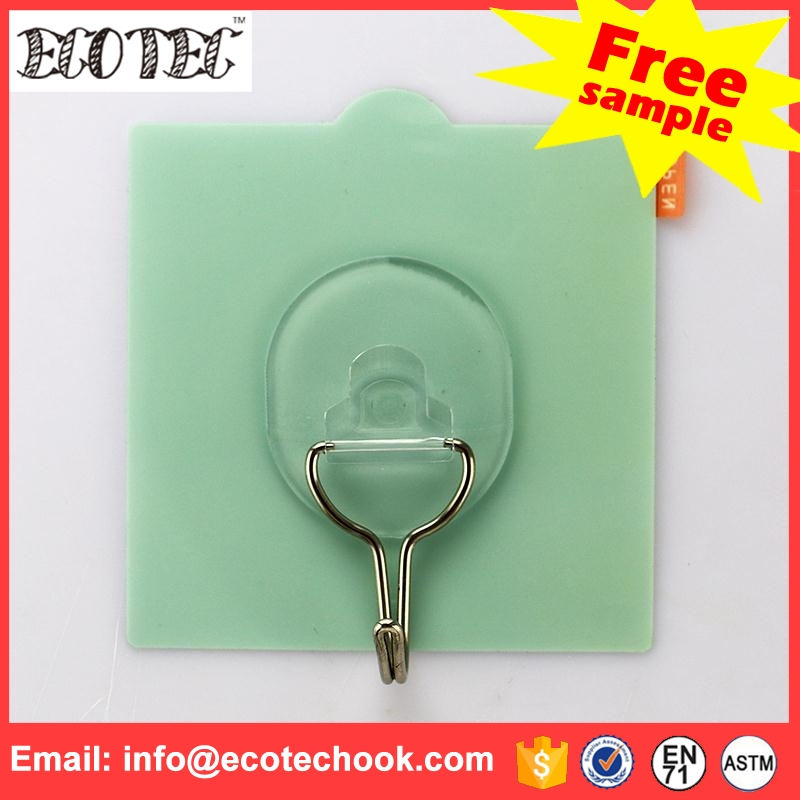 Magic silicone gel screw wall hook manufacturers