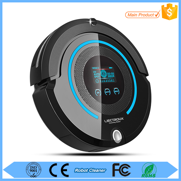 High-end Multifunctional Robot Vacuum Cleaner 2017