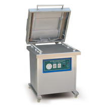 Single chamber meat seafood vacuum packing machine for best price