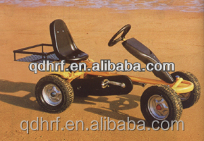 the original classic sand beach cart with pedal(TC3088A)