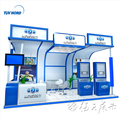 Detian Offer Shanghai exhibit booth standard exhibition stand renting booth