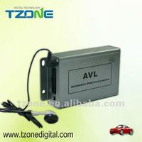GPS tracker AVL05 support glonass module fuel detection and two way conversation function