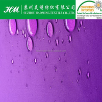 water resistant oxford fabric for bag/table cloth/tent fabric