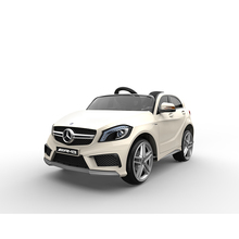 Licensed Benz A45 AMG Kids 12V Electric Ride on Toy electric car for kids to drive