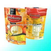 oem custom laminated potato chips bag flexible food packaging company