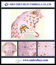All elementary school students used umbrella, fancy gift items