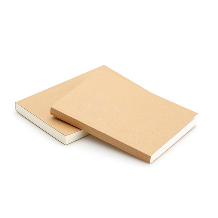 Hot Popular Kraft Paper School Notebook Paper Price
