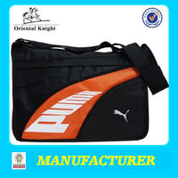 Trolley bag type nylon material travel gym bag from china