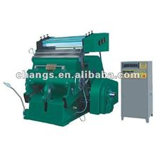 TYMB Series die cutting machine with foil stamping