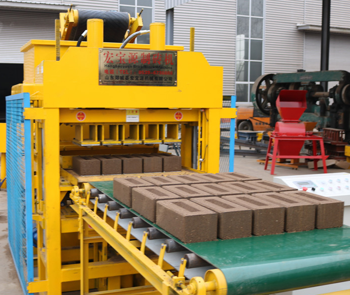 LC 5-10 automatic Malaysia myib manual interlocking logo clay brick making machine supplier