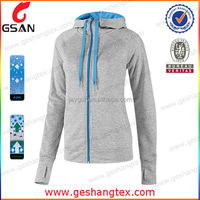 Dri fit women fleece hoodie
