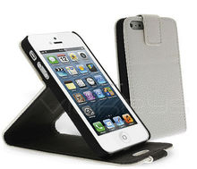 kick stand Black Book style Leather cellphone case for iPhone 6, iPhone 5 and iPhone 4 and for Samsung S5 and Note 3