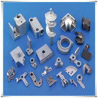 Small wind turbine, investment casting products