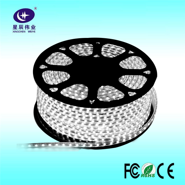 China manufacturer AC110-220V high prossure led strip and waterproof solar led rope light wholesale