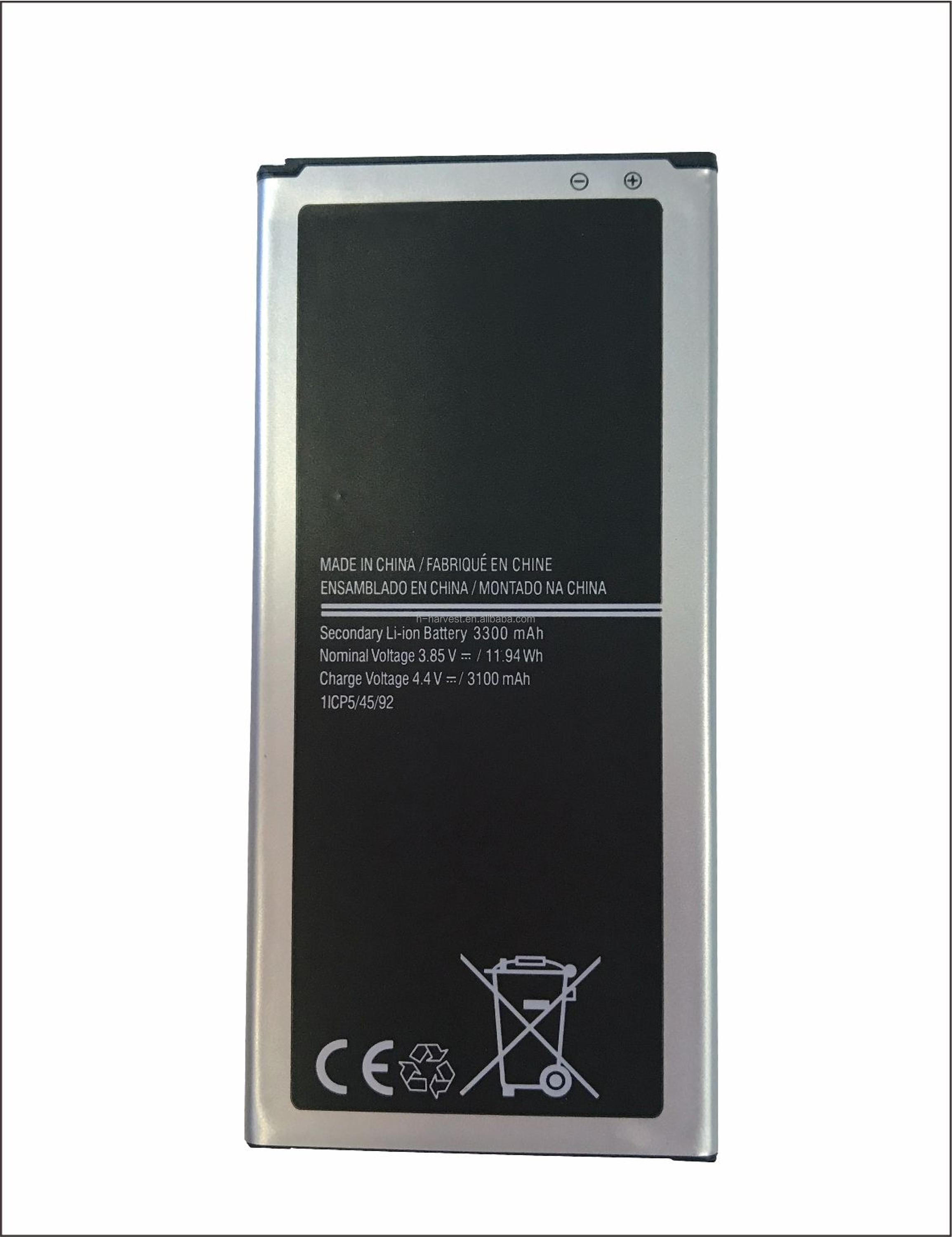 high quality 3100mah for mobile battery EB-BJ510CBC EB-BJ510CBE for Samsung Galaxy J5108 J5109 J5 2016