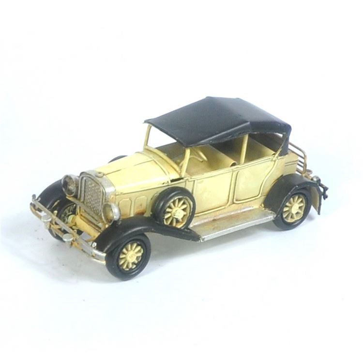 Most popular excellent quality miniature old car models with many colors